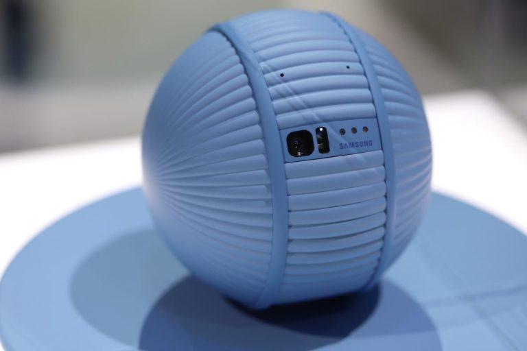 CES 2020: Meet Ballie, Samsung's New, Friendly Lifestyle Robot
