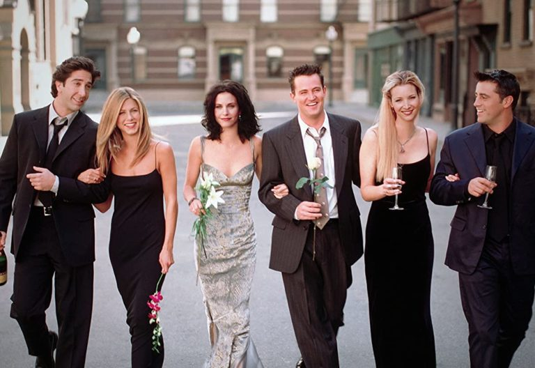 FRIENDS Reunion and HBO Max Set to Debut together – and We Can't Keep Calm!