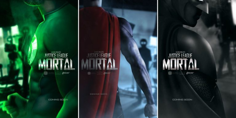 Justice League: Mortal Documentary to Go into Production Later This Year