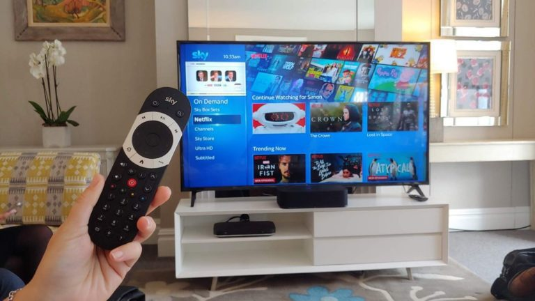 Disney and Sky Strike a Multi-Year Deal; To Launch Sky Q in the UK