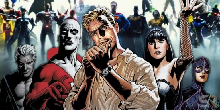 J.J. Abrams to Produce a 'Justice League Dark' Series for HBO Max
