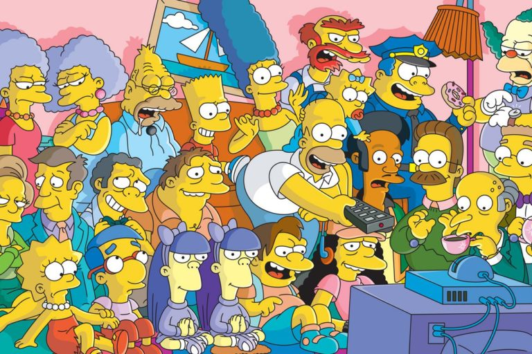 Disney Plus Finally and Officially Changed 'The Simpsons' Aspect Ratio