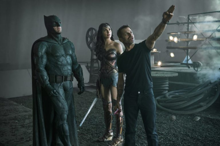 Here are Your Villains on Zack Snyder's Justice League!