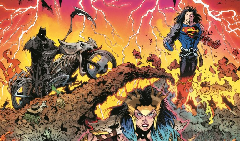 Three New Dark Nights: Death Metal One-Shots on the Way: DC