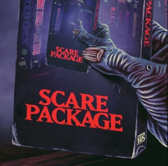 Scare Package Review: Shudder's Horror-Comedy Anthology is a Gory Delight