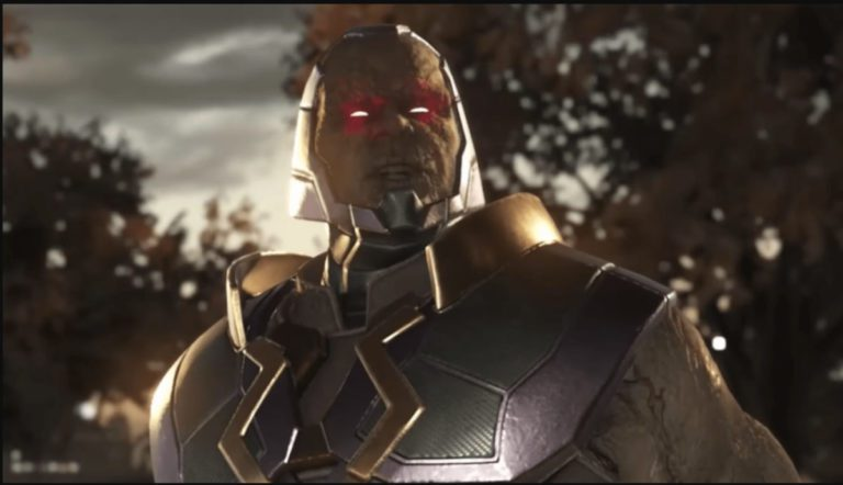 Zack Snyder's Justice League's Darkseid: Here's All We Know