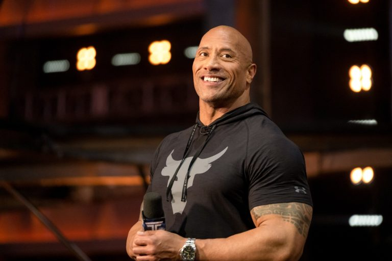 Dwayne Johnson Calls Out Donald Trump: Where Are You?