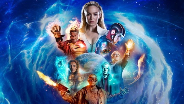 DC's Legends Of Tomorrow Says Goodbye to Key Cast Members