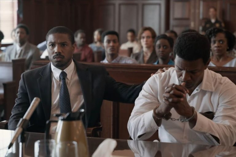 Warner Bros. Makes Just Mercy Free for Rental to Teach Systemic Racism