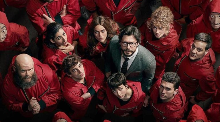 Netflix International Dominated by Money Heist and Others