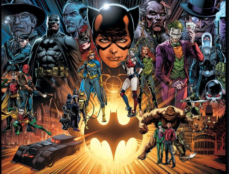 The Batman Universe Gets New DC Series from HBO Max