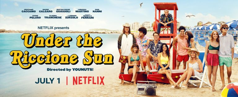 Netflix's Under the Riccione Sun Review: Fun But Don't Think Too Deep