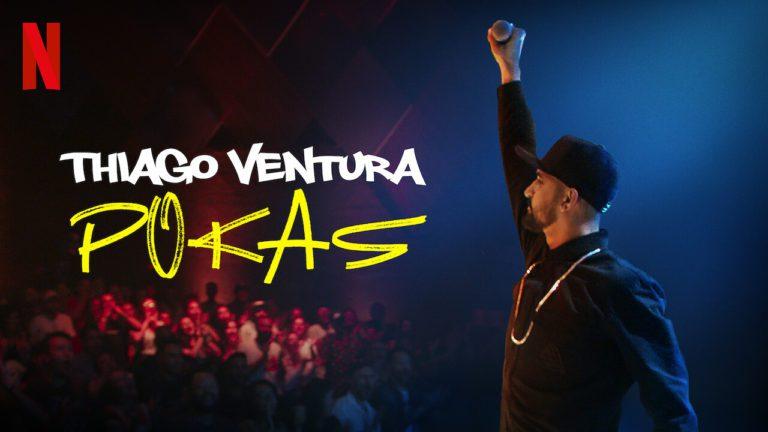 Thiago Ventura: POKAS Review: Funny and Energetic