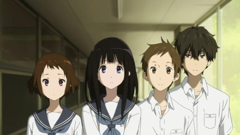 Hyouka: A Hidden Gem from Kyoto Animation