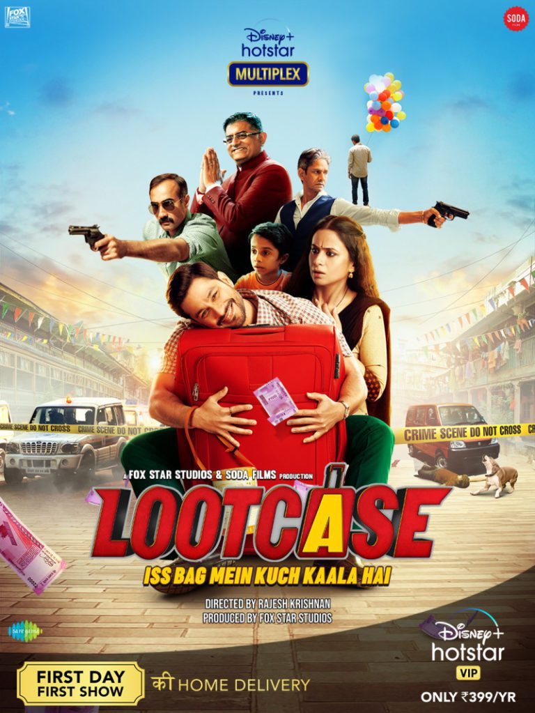 Disney's Lootcase Review: A Basic Storyline With Cash and  Hooligans!