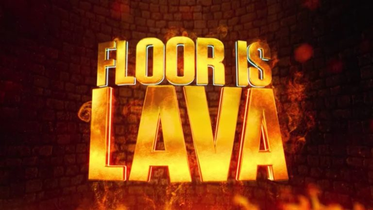 Netflix's Floor is Lava Review: Is that Lava Scathing Hot?!