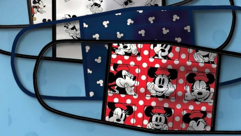 Disney Will Donate $1 Million to Charity from Face Masks Sale