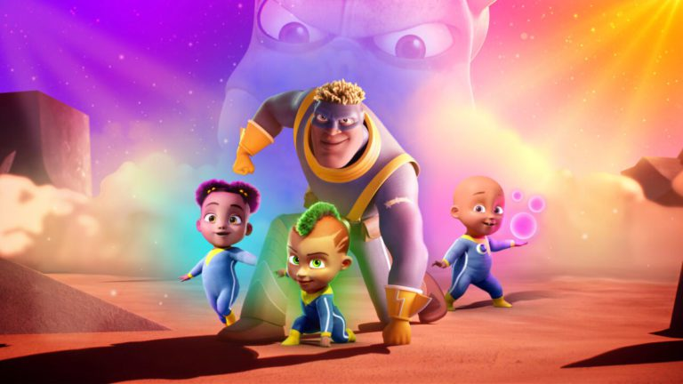 Netflix's Fearless Review: Tiny Inter-Galactic Trouble Makers and Danger!