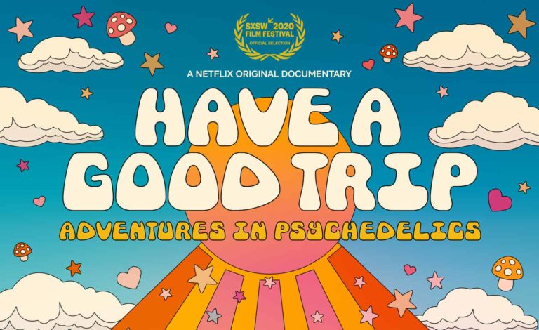 Netflix's 'Have a Good Trip' Is Just About Celebrities and Acid Trips