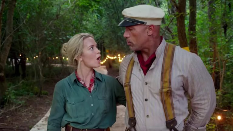 Netflix to Stream Dwayne Johnson and Emily Blunt's Ball and Chain