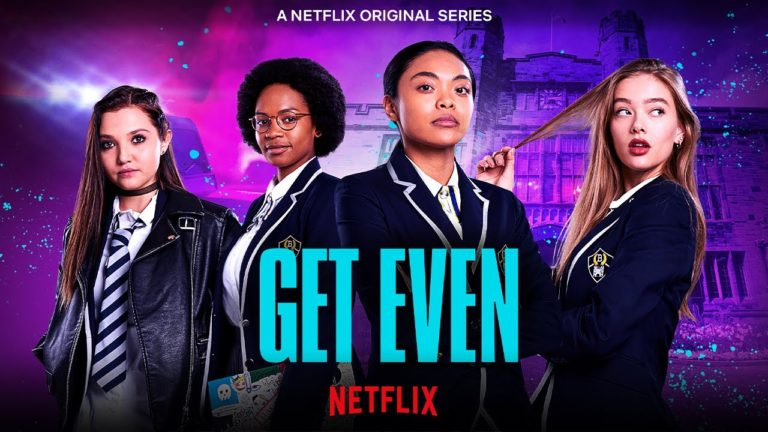 Netflix's Get Even Review: Murder, Mystery and Characters that Don't Suck