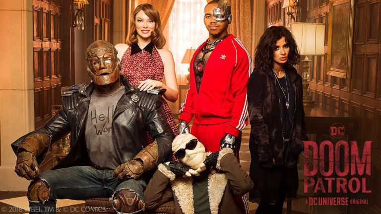 Doom Patrol to Debut a Second Season on HBO Max and DC Universe
