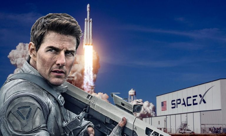 Tom Cruise and NASA to Make a Movie on the International Space Station