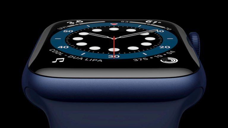 Apple Watch Series 6 Announced — Can Measure Blood Oxygen Level Now, Thanks to COVID-19 — Starts at Rs. 40,900