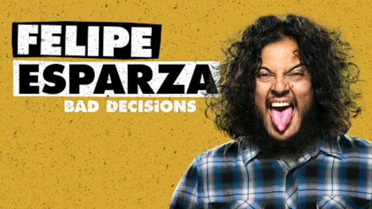 Netflix's Felipe Esparza: Bad Decisions Review: An Unfunny and Fatuous Standup!