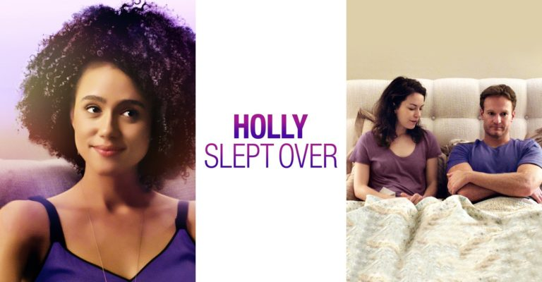 Amazon Prime's Holly Slept Over Review: Objectionable and Unfunny