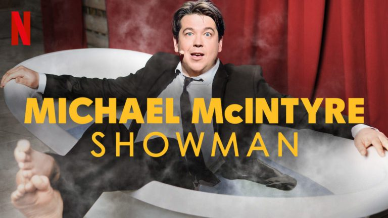 Netflix's Michael McIntyre: Showman Review: As Hilarious and Amazing as it Gets