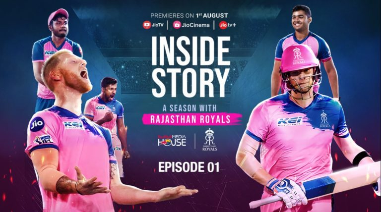 Inside Story: A Season With Rajasthan Royals Review: Candid and Unfiltered!