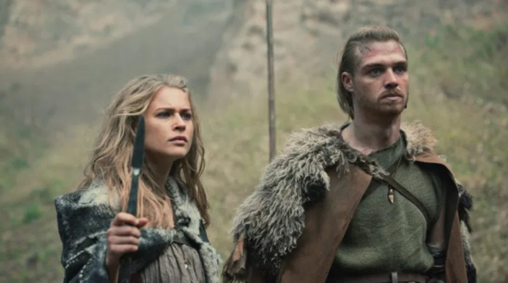 Netflix's Barbarians bring love triangle in the midst of a battle.