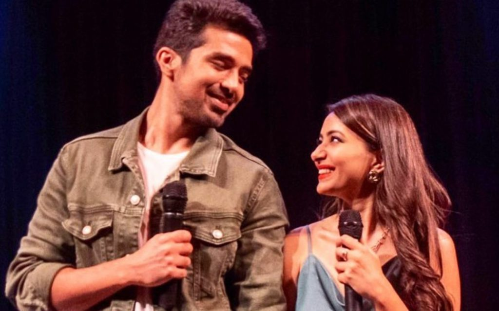 Standup Comedy by Deep and Zoya (Comedy Couple)