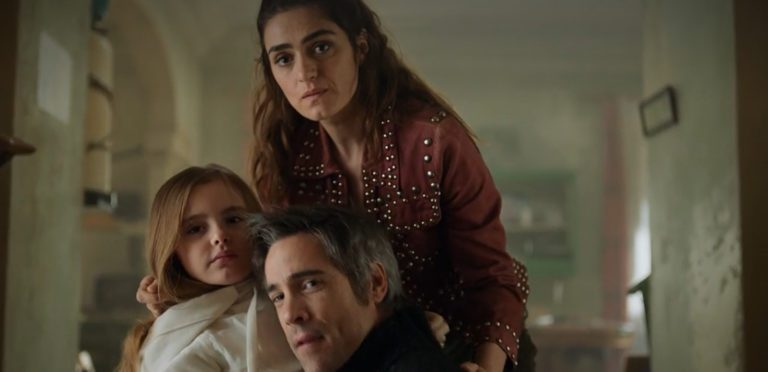 Netflix's The Barrier Episode 5 Review: Marta and the Little Baby
