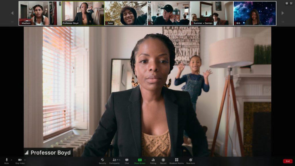 Social Distance/ Netflix/ Review