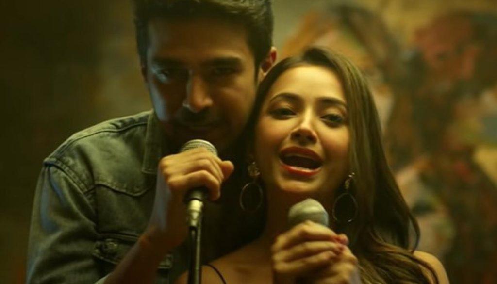Saqib Saleem and Shweta Basu Prasad as Comedy Couple. (Comedy Couple Review)