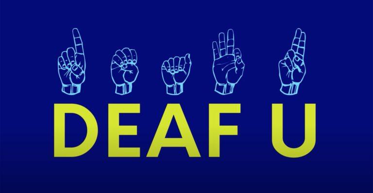 Netflix's Deaf U Review: So Much Gossip!