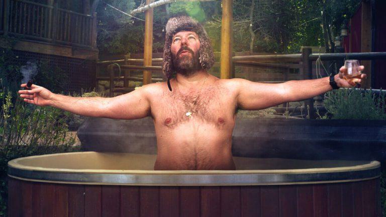Netflix's The Cabin with Bert Kreischer Review: Lackadaisical but Therapeutic