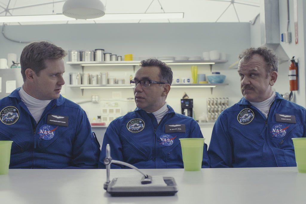 New Comedy series 'Moonbase 8'