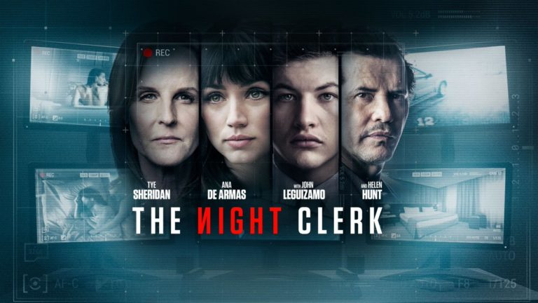Netflix's The Night Clerk Review: No Pity for the Voyeur Hotel Clerk