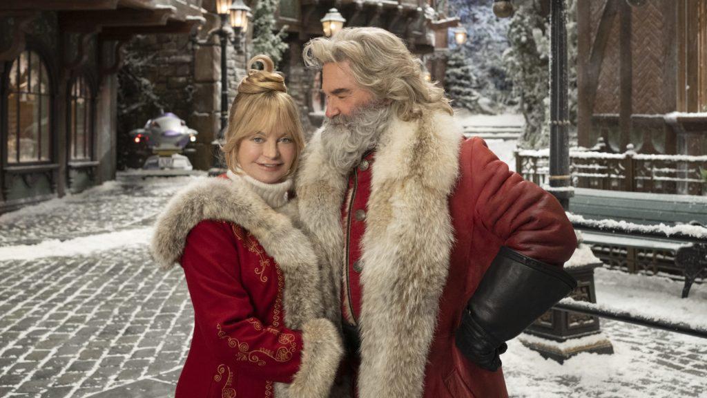 The Christmas Chronicles 2 ; netflx 2020 christmas movie