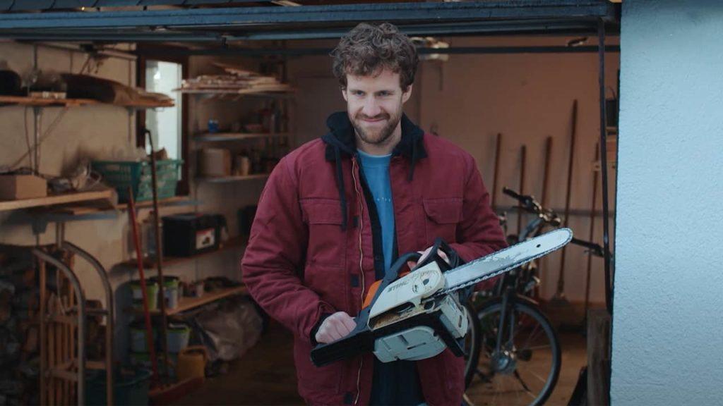 Netflix brings new german series ' Over Christmas '