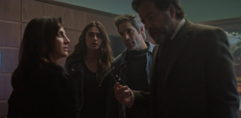 Netflix's The Barrier Episode 9 Recap: Who Gets the Children?
