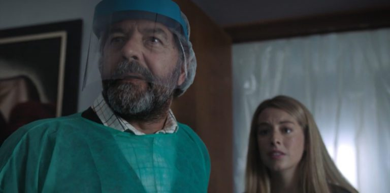 Netflix's The Barrier Episode 11 Recap: Death and Kidnapping