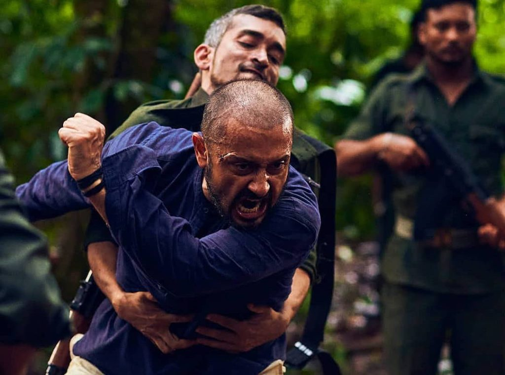 Zee5 Naxalbari gives brilliant action scenes