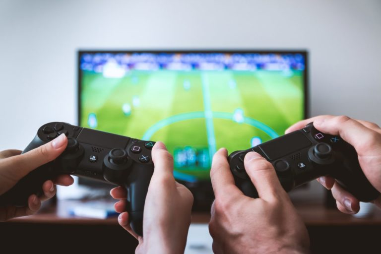Love Playing Video Games? They May Boost Better Mental Health