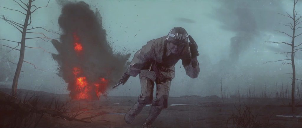 New War Action Anime 'The Liberator' Review