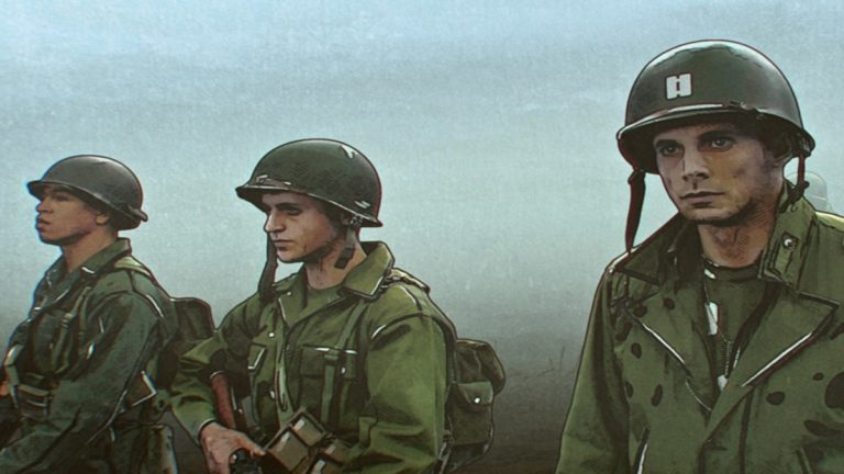 Netflix's The Liberator Review: A Spin Of Anime On Epic War Action