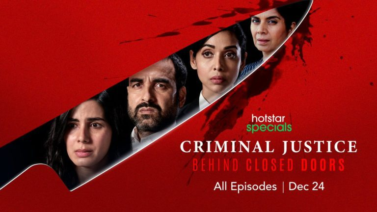 Disney+ Hotstar's Criminal Justice: Behind Closed Doors Review: Patience is Key